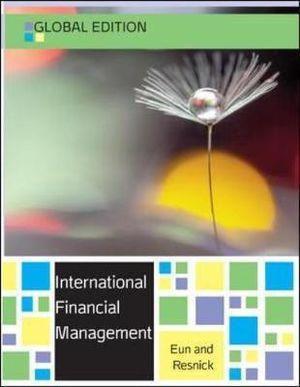 Cover of International Finance