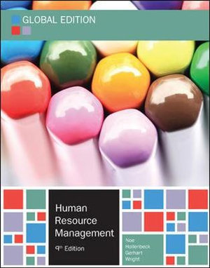 Cover of Human Resource Management, Global Edition