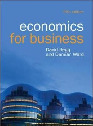 Cover of Economics for Business