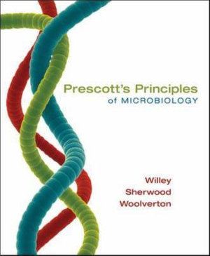 Cover of Prescott's Principles of Microbiology
