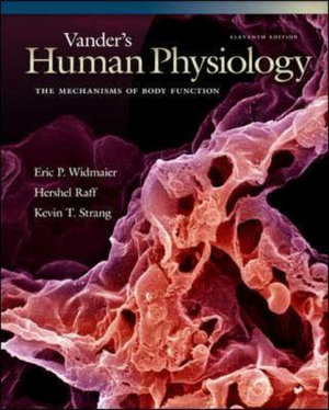 Cover of Vander's Human Physiology: The Mechanisms of Body Function with ARIS
