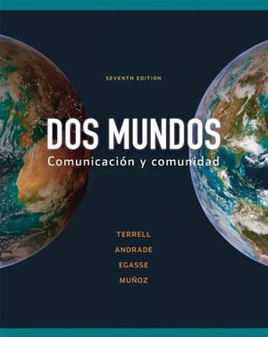 Cover of Workbook/Lab Manual Part A to accompany Dos mundos