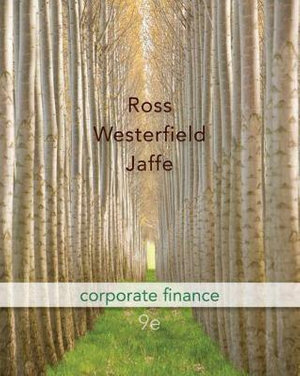 Cover of Corporate Finance with S&P Card