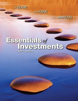 Cover of Essentials of Investments with S&P Card