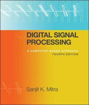 Cover of Digital Signal Processing with Student CD ROM