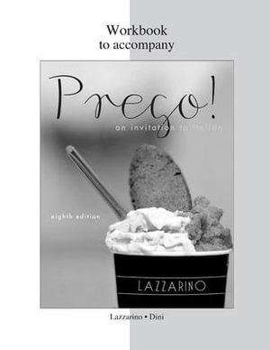 Cover of Workbook for Prego!