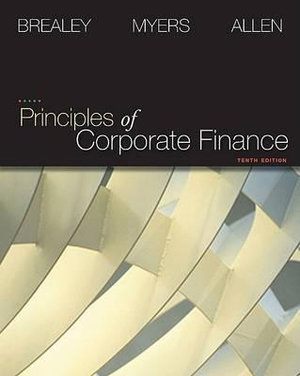 Cover of Loose-leaf Principles of Corporate Finance