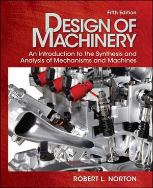 Cover of Design of Machinery with Student Resource DVD
