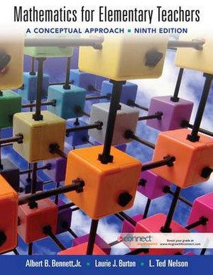 Cover of Mathematics for Elementary Teachers Manipulative Kit