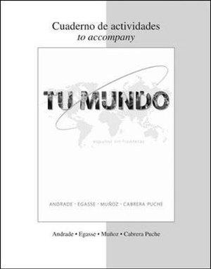 Cover of WBLM to accompany Tu mundo