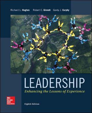 Cover of Leadership: Enhancing the Lessons of Experience