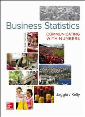 Cover of Business Statistics: Communicating with Numbers