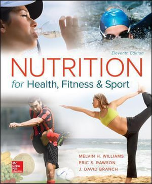 Cover of Nutrition for Health, Fitness and Sport