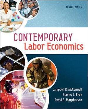 Cover of Contemporary Labor Economics