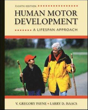 Cover of Human Motor Development: A Lifespan Approach