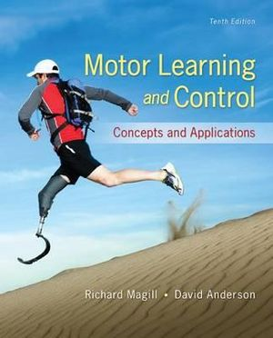 Cover of Motor Learning and Control: Concepts and Applications