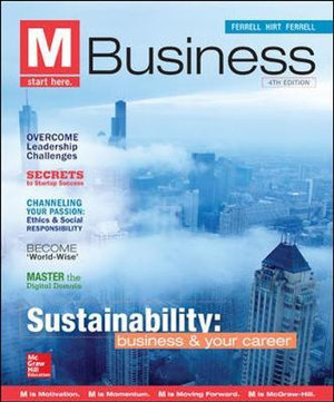 Cover of M: Business
