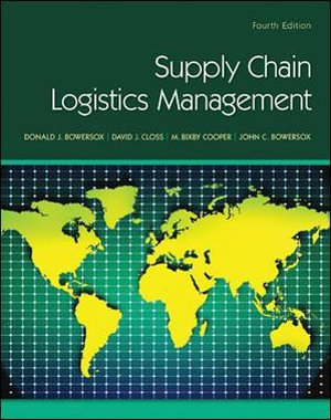 Cover of Supply Chain Logistics Management