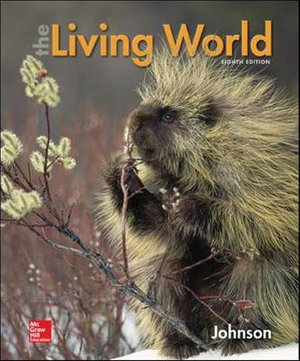 Cover of The Living World