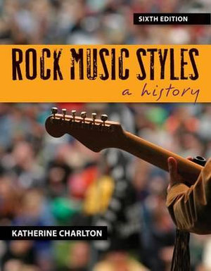 Cover of Rock Music Styles