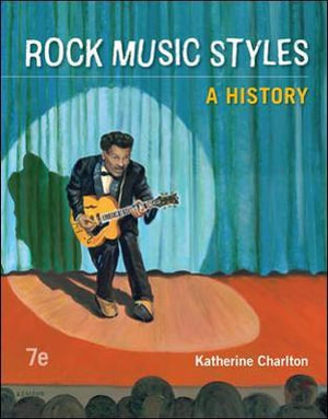 Cover of Rock Music Styles: A History