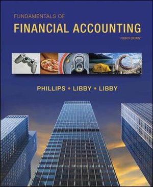 Cover of Fundamentals of Financial Accounting