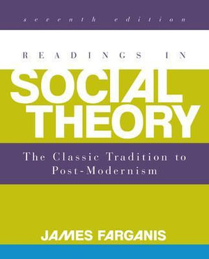 Cover of Readings in Social Theory