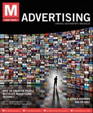 Cover of M: Advertising