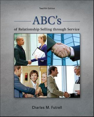 Cover of ABC's of Relationship Selling through Service