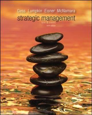 Cover of Strategic Management: Text and Cases