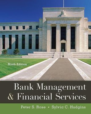 Cover of Bank Management & Financial Services