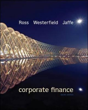 Cover of Corporate Finance
