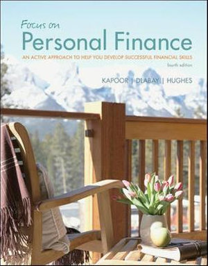 Cover of Focus on Personal Finance