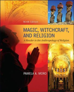 Cover of Magic Witchcraft and Religion: A Reader in the Anthropology of Religion