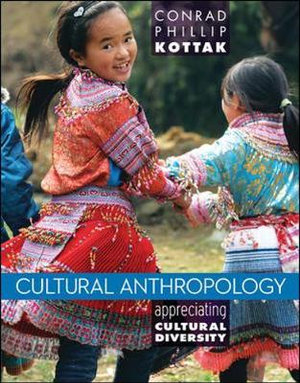 Cover of Cultural Anthropology