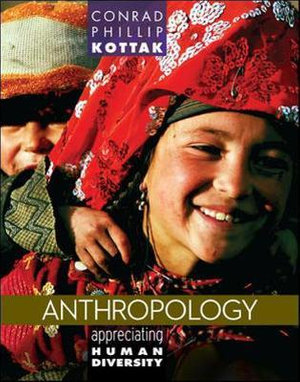 Cover of Anthropology: Appreciating Human Diversity