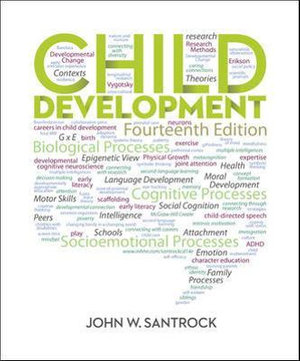 Cover of Child Development: An Introduction 14e