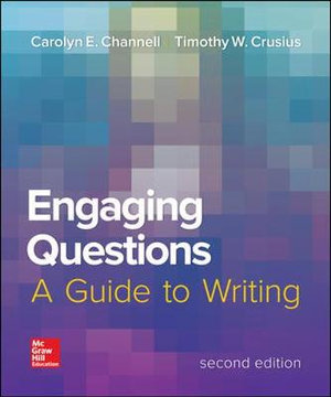 Cover of Engaging Questions: A Guide to Writing 2e