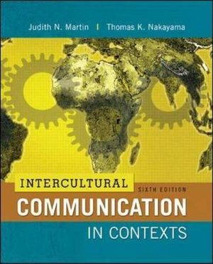 Cover of Intercultural Communication in Contexts