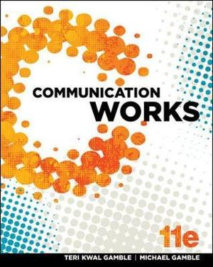 Cover of Communication Works