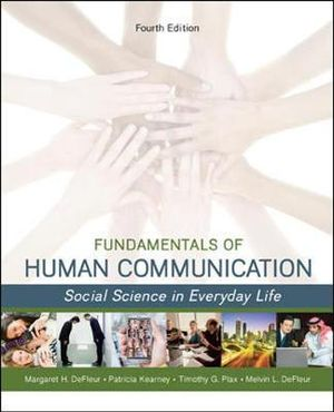 Cover of Fundamentals of Human Communication