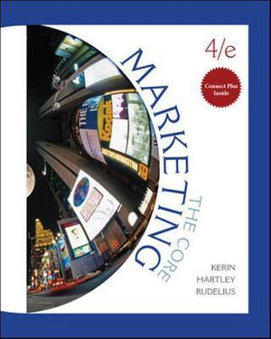 Cover of Marketing: The Core