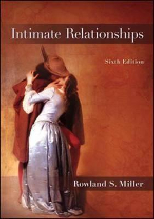 Cover of Intimate Relationships