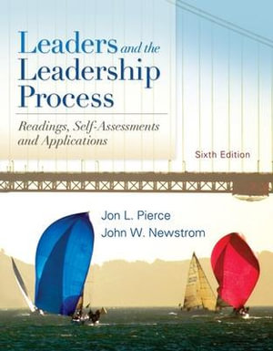 Cover of Leaders and the Leadership Process