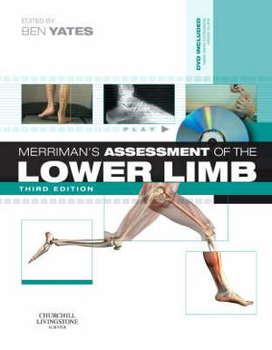 Cover of Merriman's Assessment of the Lower Limb