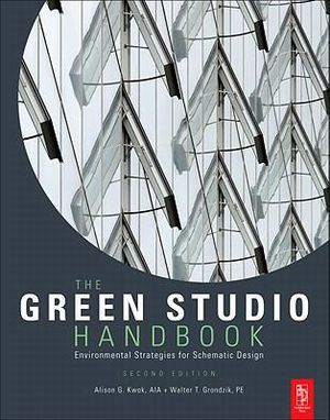 Cover of The Green Studio Handbook
