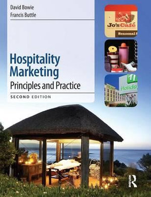 Cover of Hospitality Marketing