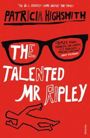 Cover of The Talented Mr Ripley