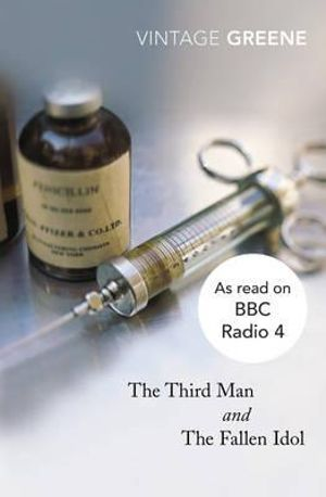 Cover of The Third Man and the Fallen Idol