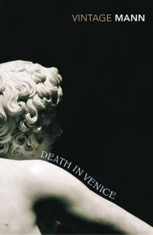 Cover of Death in Venice and Other Stories